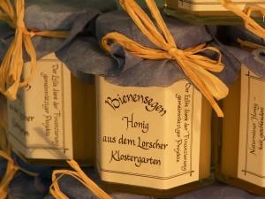 Lorscher Klostergarten